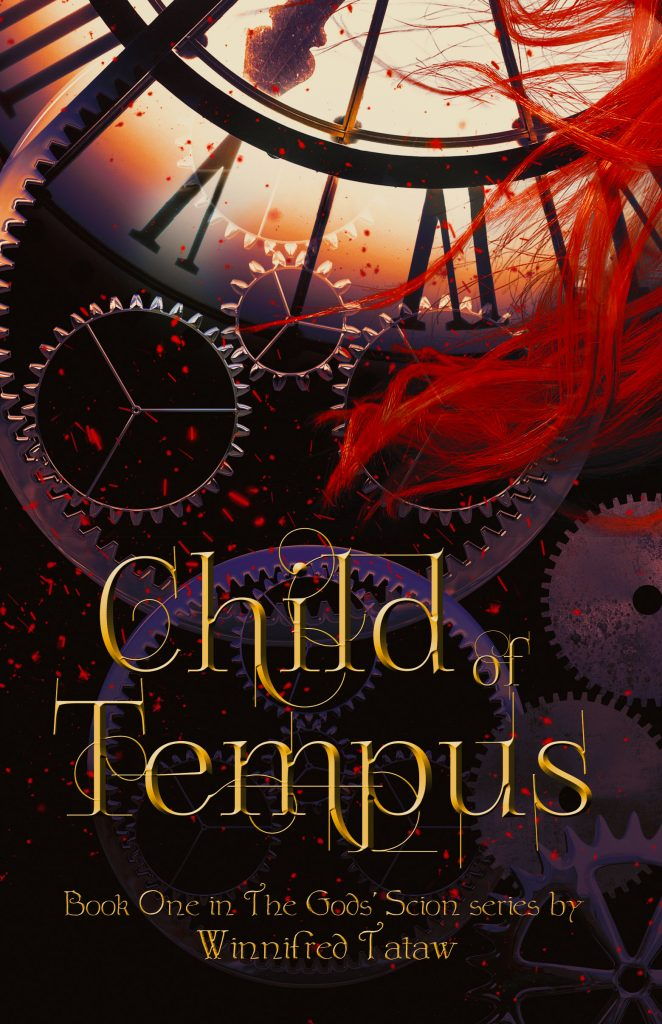 Child of Tempus book title and cover