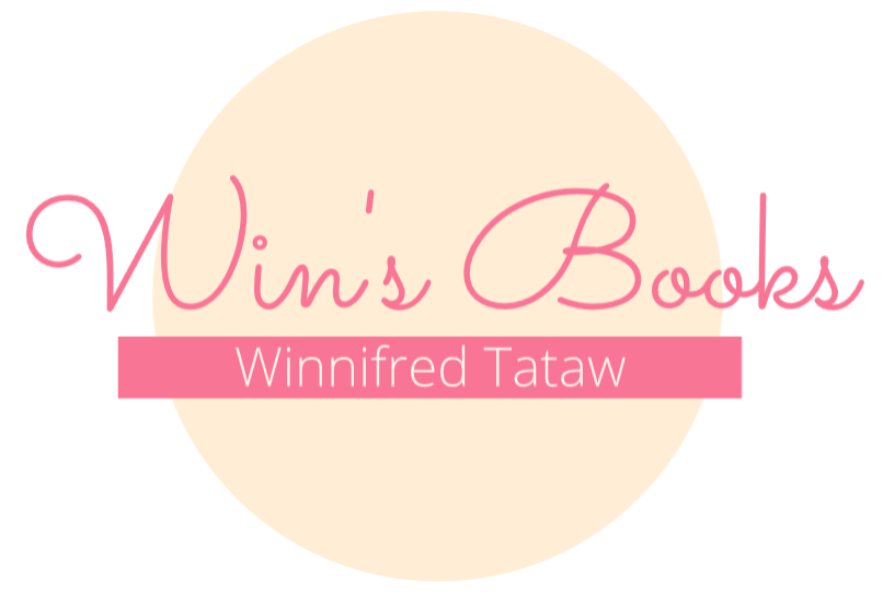 winsbooks logo : about me page