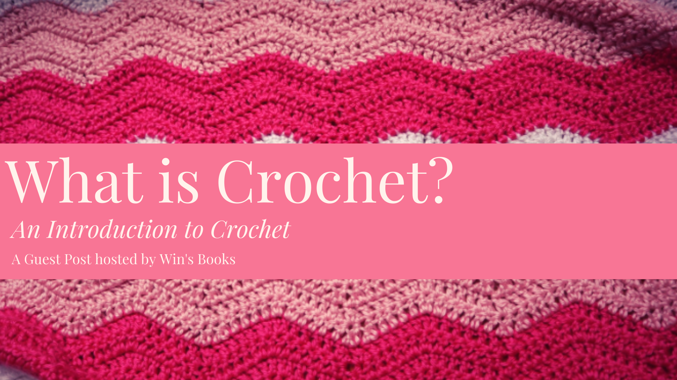 what is crochet, introduction