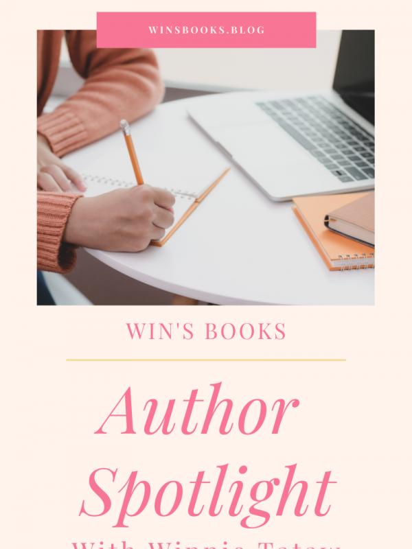 Win's Books Author Spotlight