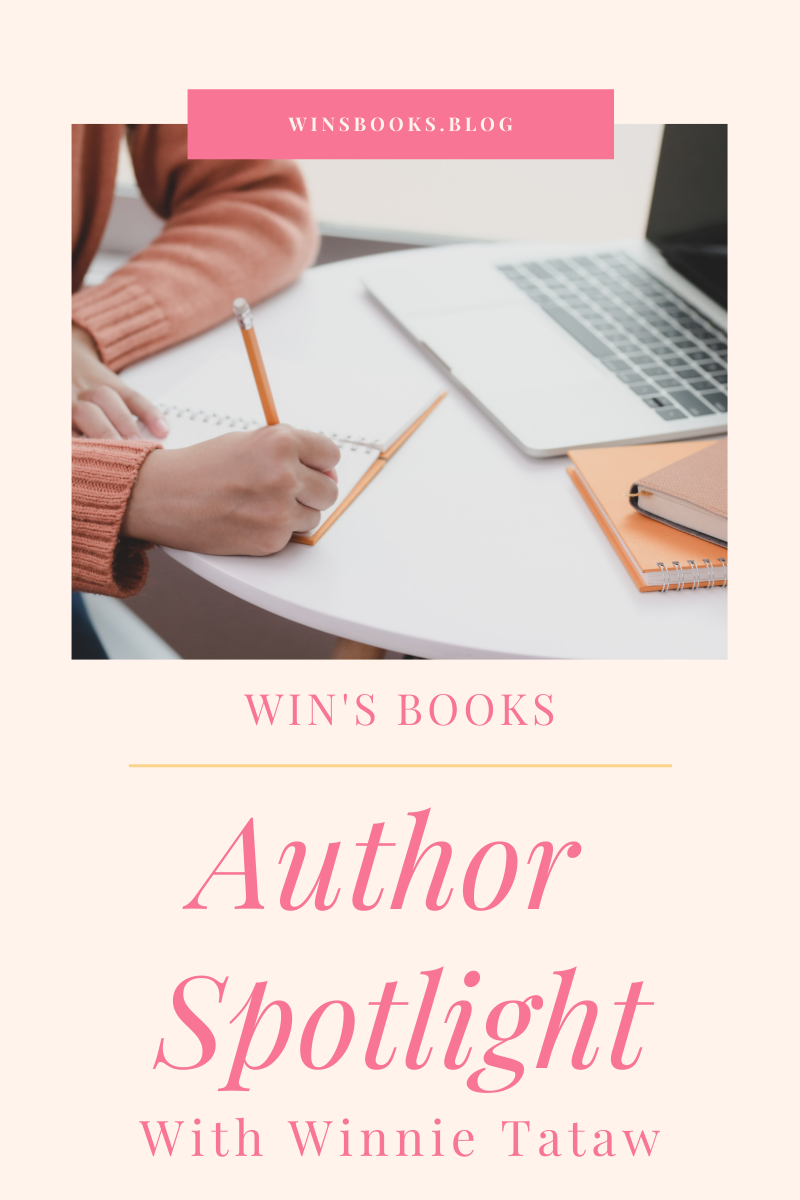 Win's Books Author Spotlight