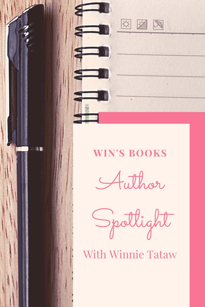 author spotlight on winsbooks