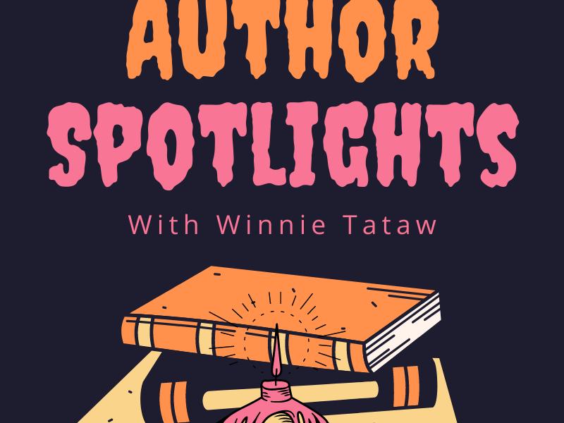 spooky author spotlight