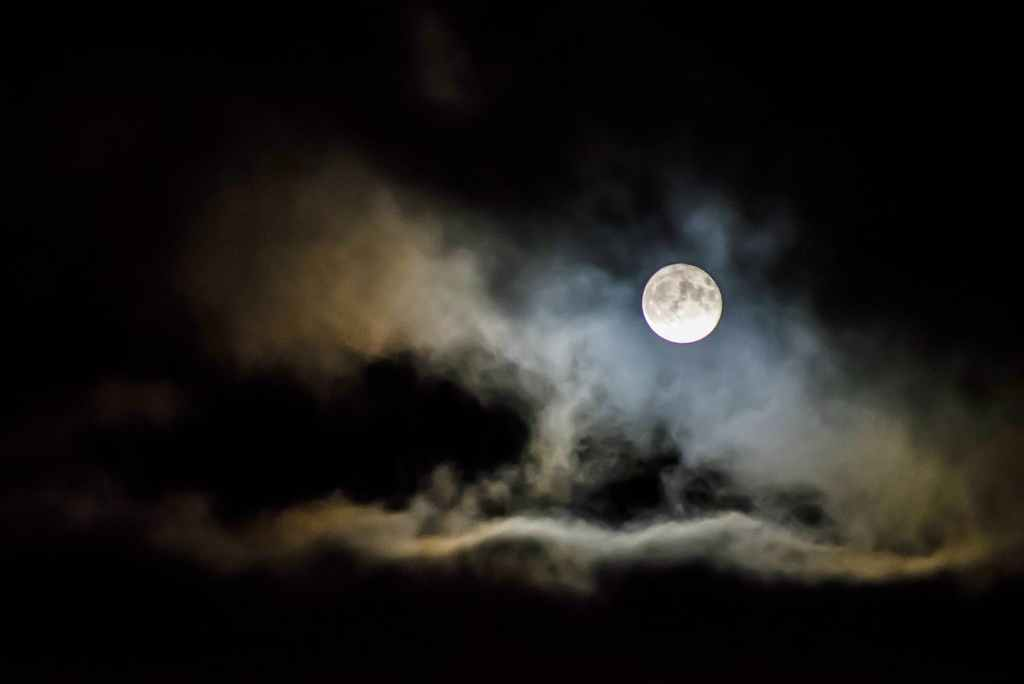 astronomy cloud clouds cosmos; difference between horror and paranormal