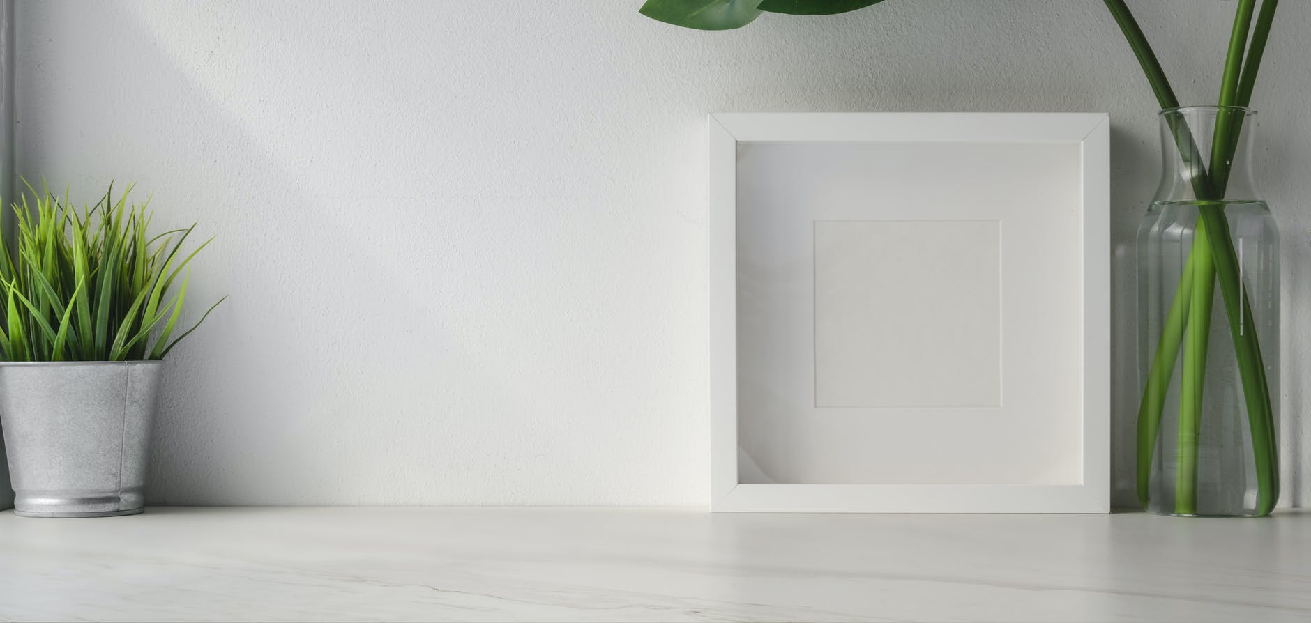 white wooden door on white wall