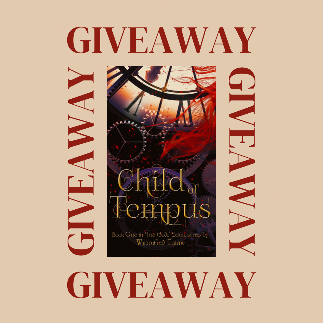 child of tempus giveaway