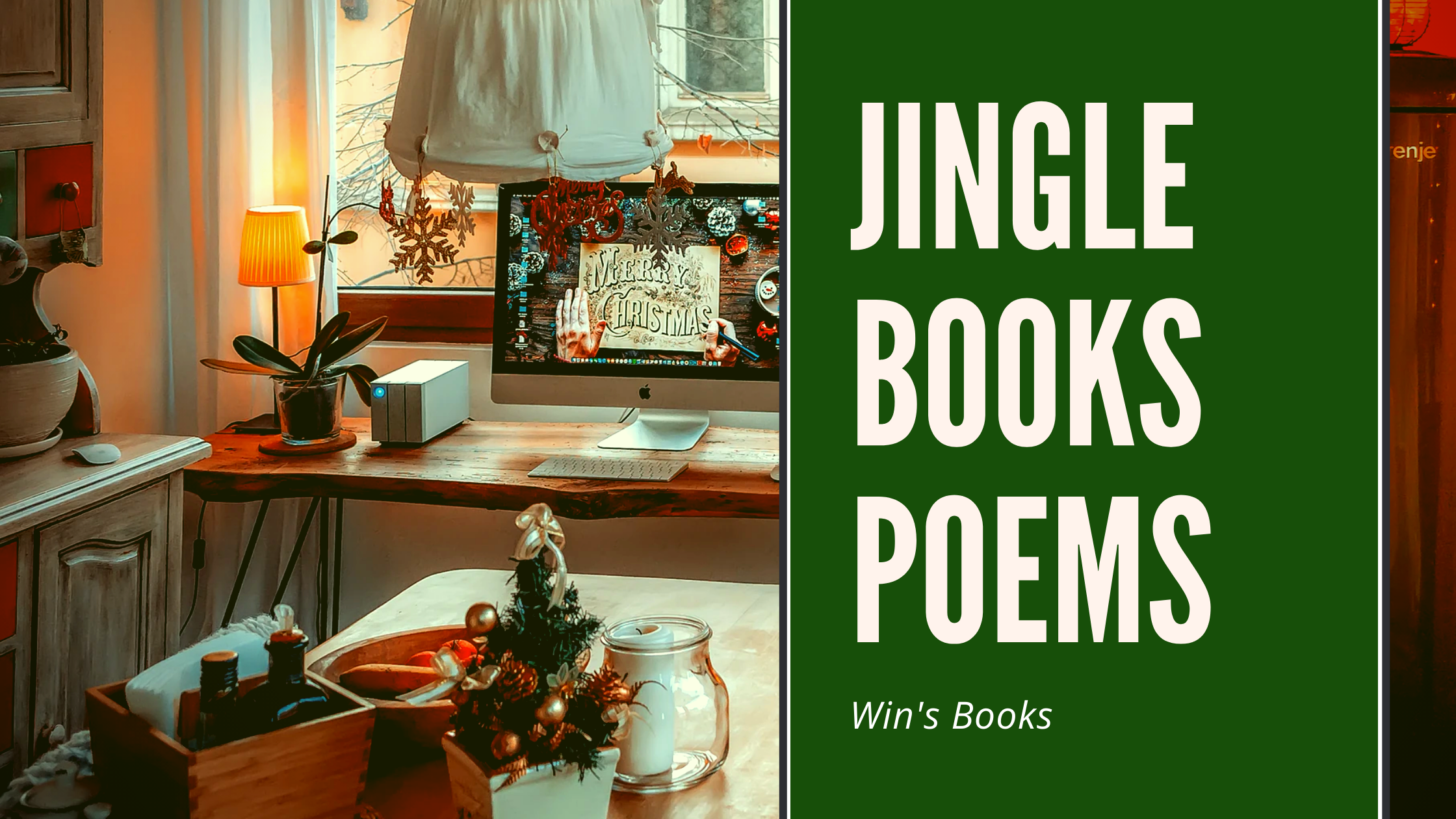 Jingle Books on Win's Books