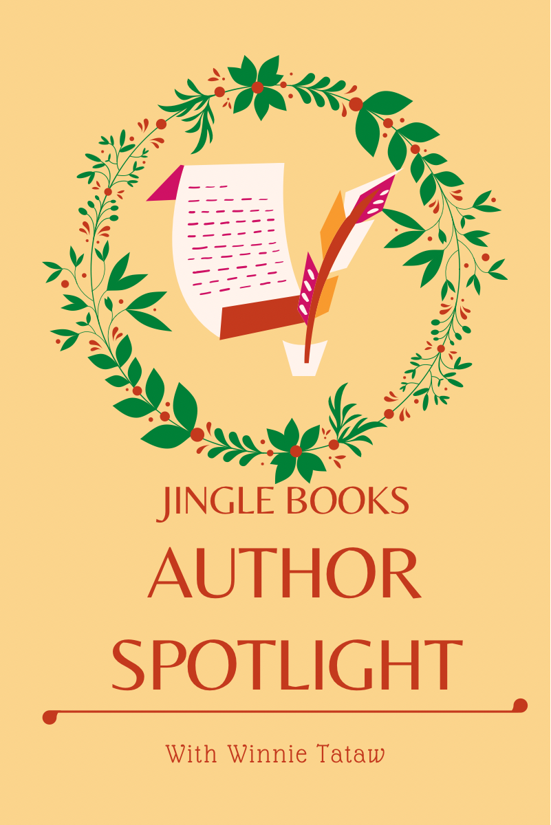 jingle books author spotlight
