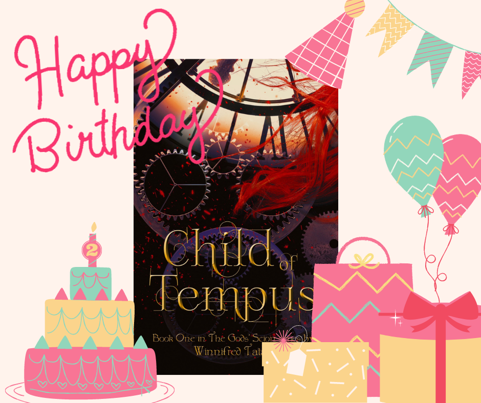 Child of Tempus Birthday