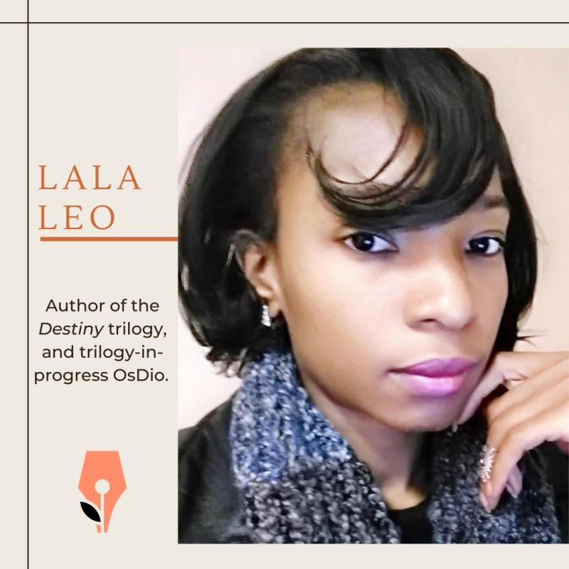 lala leo; book spotlight