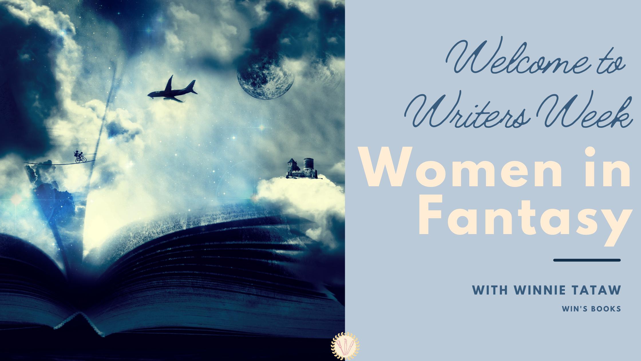 writers week women in fantasy