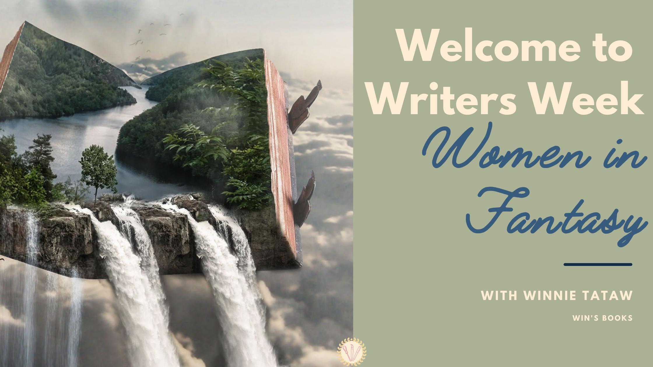 Writers Week: Book Spotlight on The Fadian Escape