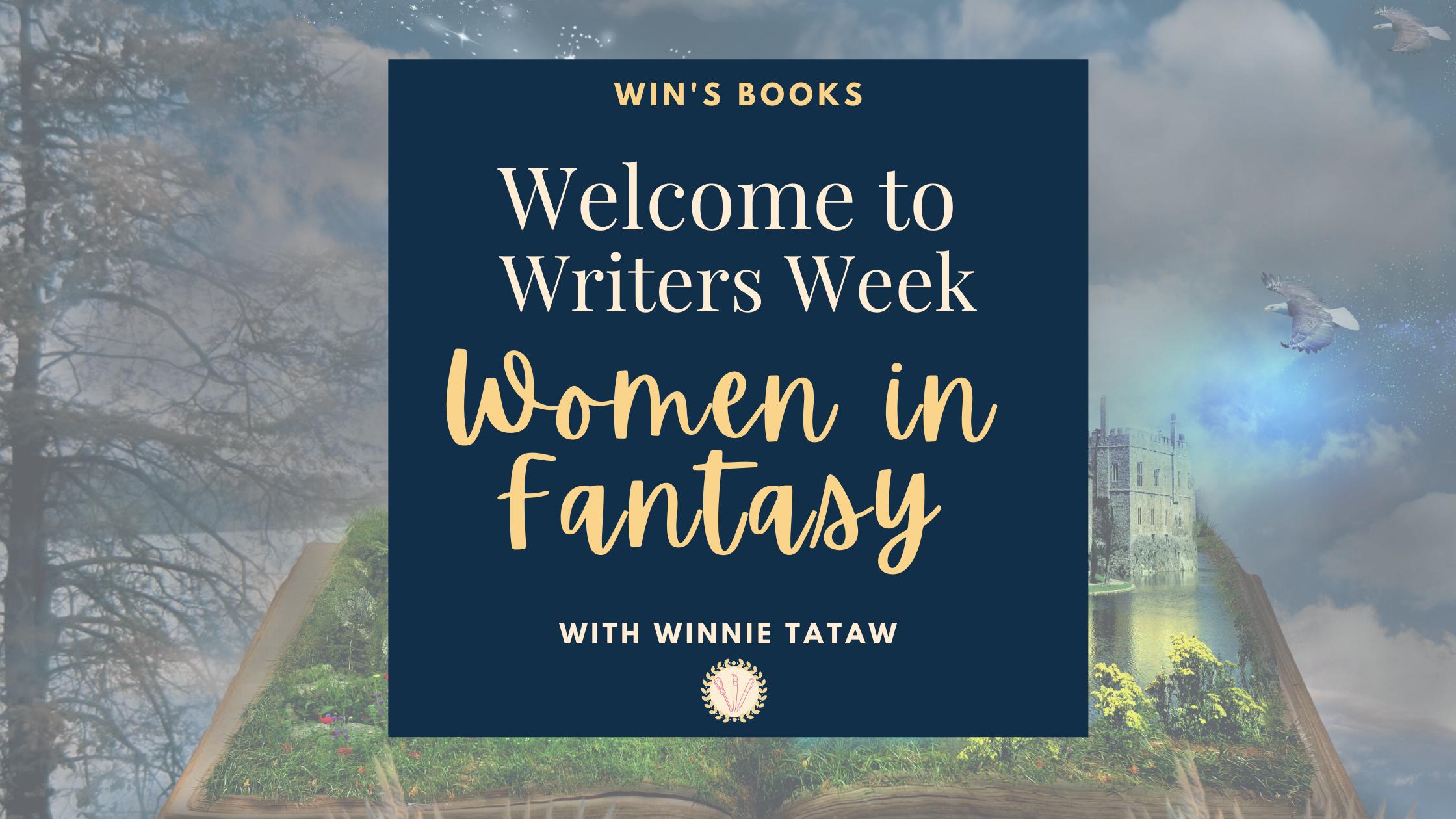 Writers Week Blog Banner CL