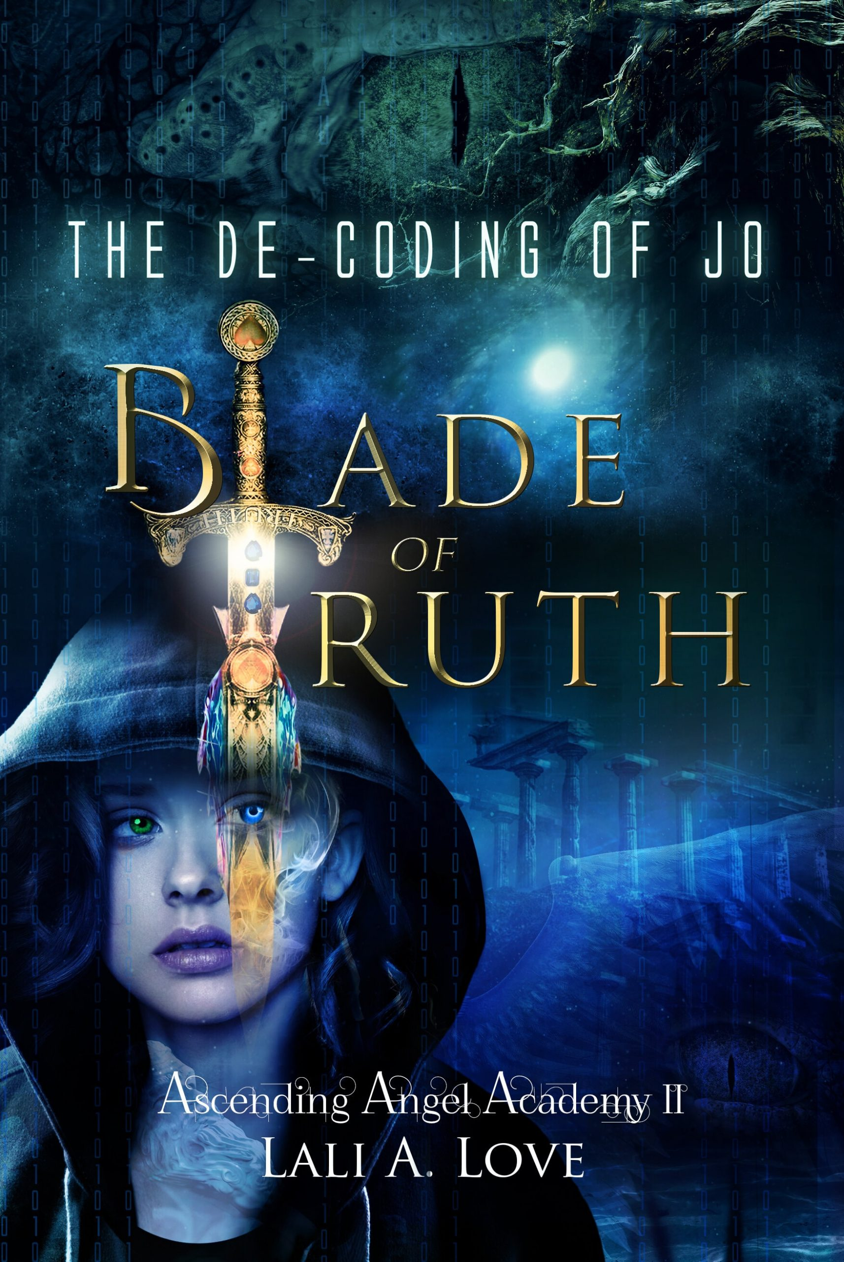 book spotlight; The De-Coding of Jo: Blade of Truth