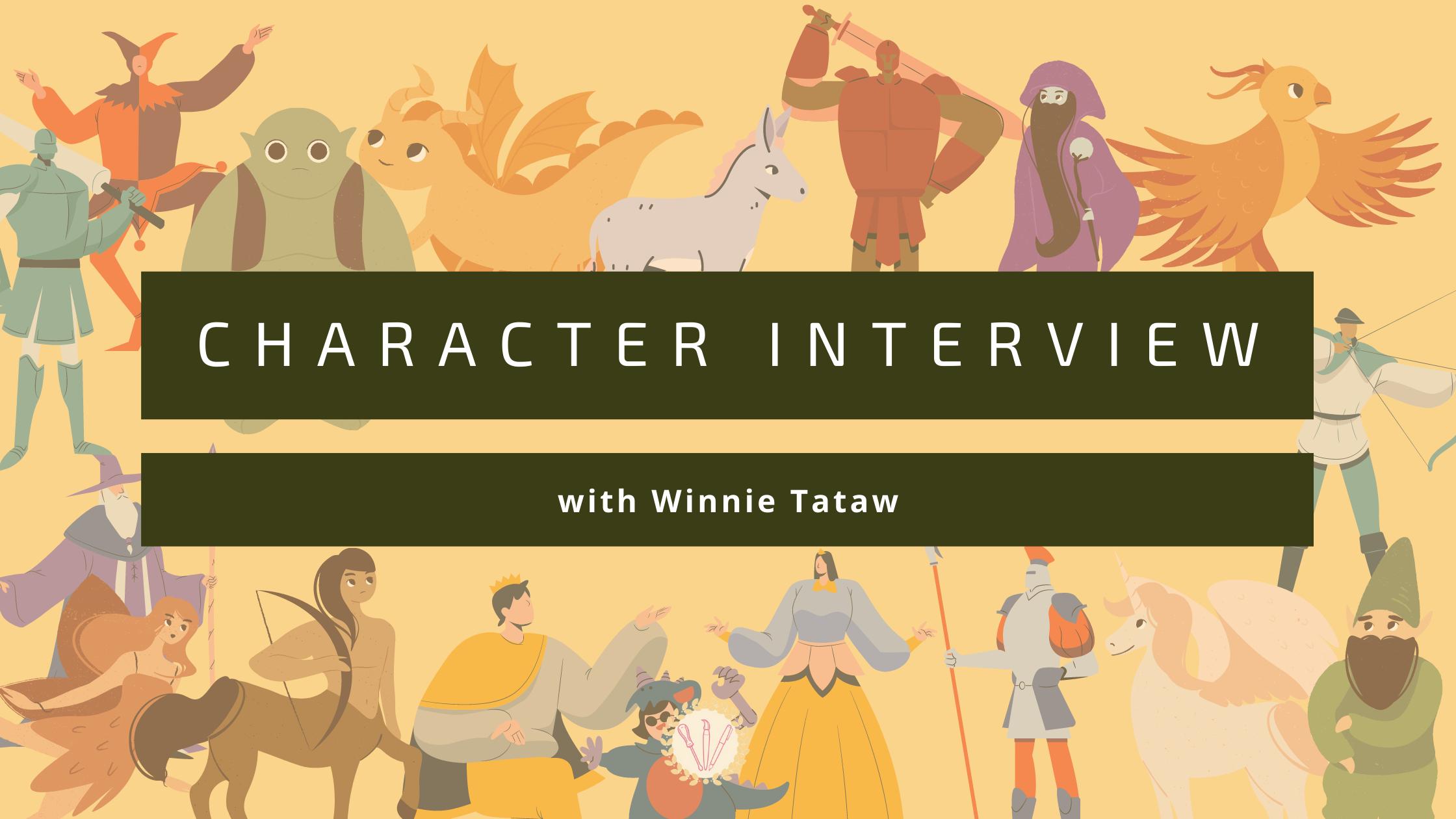 Character Interview: Grarr