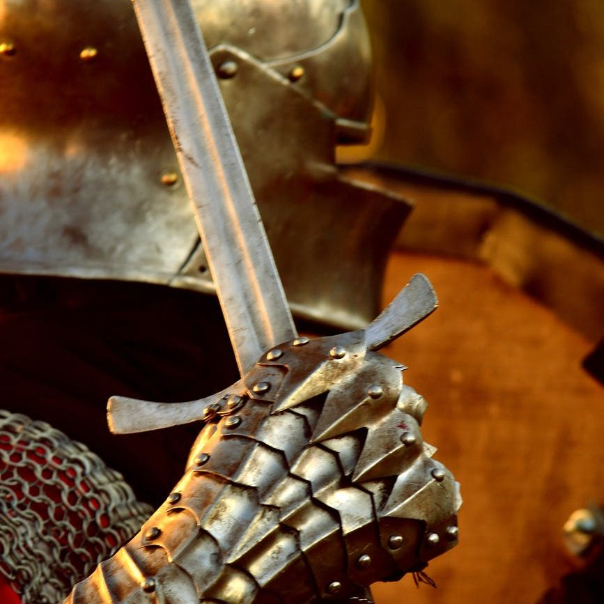 knight armor; What is Sword and Sorcery?