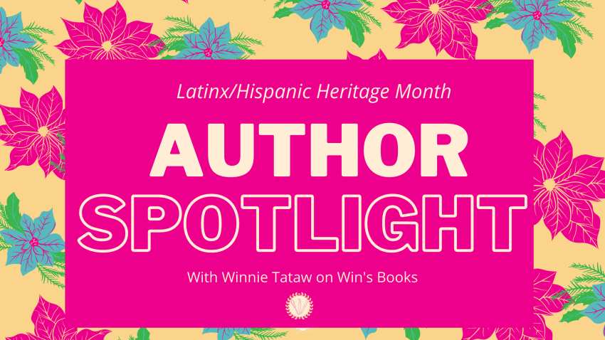 Latinx/Hispanic Heritage Month on Win's Books