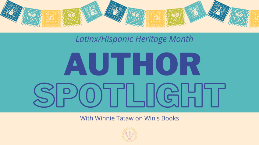 Latinx/Hispanic Heritage Month Win's Books