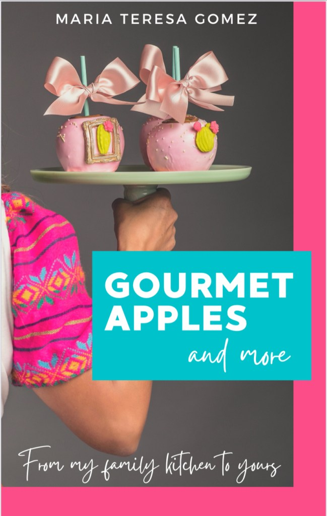 """book""""Gourmet Apples and More"""""""