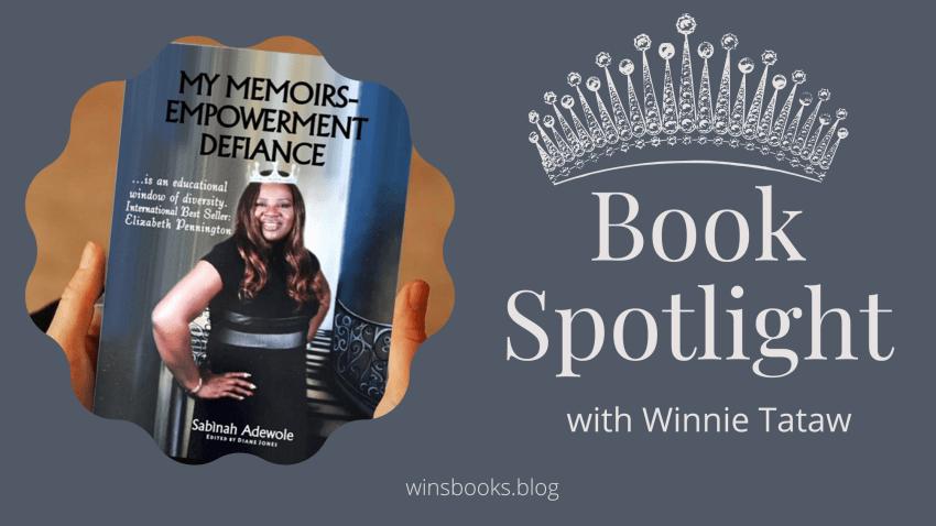 Sabinah Adewole Book Spotlight