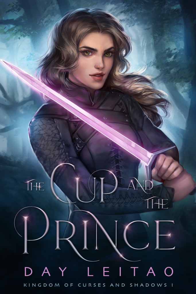 Author Day Leitao loves to write books with romance, magic, and humor